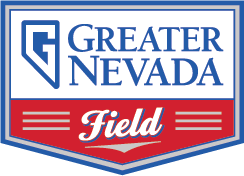 Greater Nevada Field baseball park in Reno, Nevada