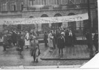 Image result for anti semitic riots 1937 poland