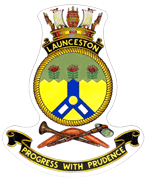 HMAS launceston crest.png