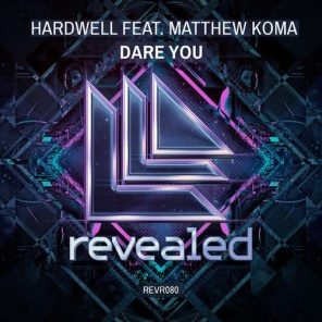 Hardwell featuring Matthew Koma - Dare You (studio acapella)