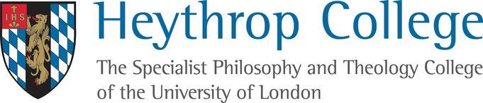heythrop college essay