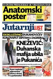 <i>Jutarnji list</i> newspaper