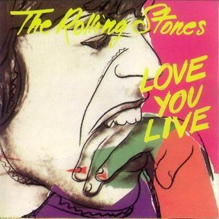 1977 live album by The Rolling Stones