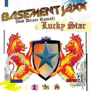 lucky star basement jaxx song wikipedia