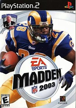 Madden Nfl 2003 Wikipedia