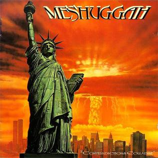 <i>Contradictions Collapse</i> album by Meshuggah