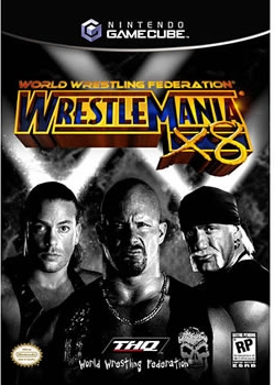 Nintendo Gamcube cover of WrestleMania X8.jpg