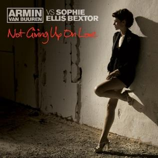 Armin Van Buuren vs. Sophie Ellis-Bextor — Not Giving Up on Love (studio acapella)