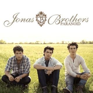 Paranoid (Jonas Brothers song) 2009 single by Jonas Brothers