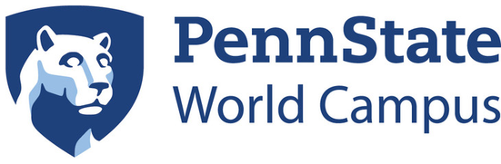 Image result for Penn State University World Campus logo