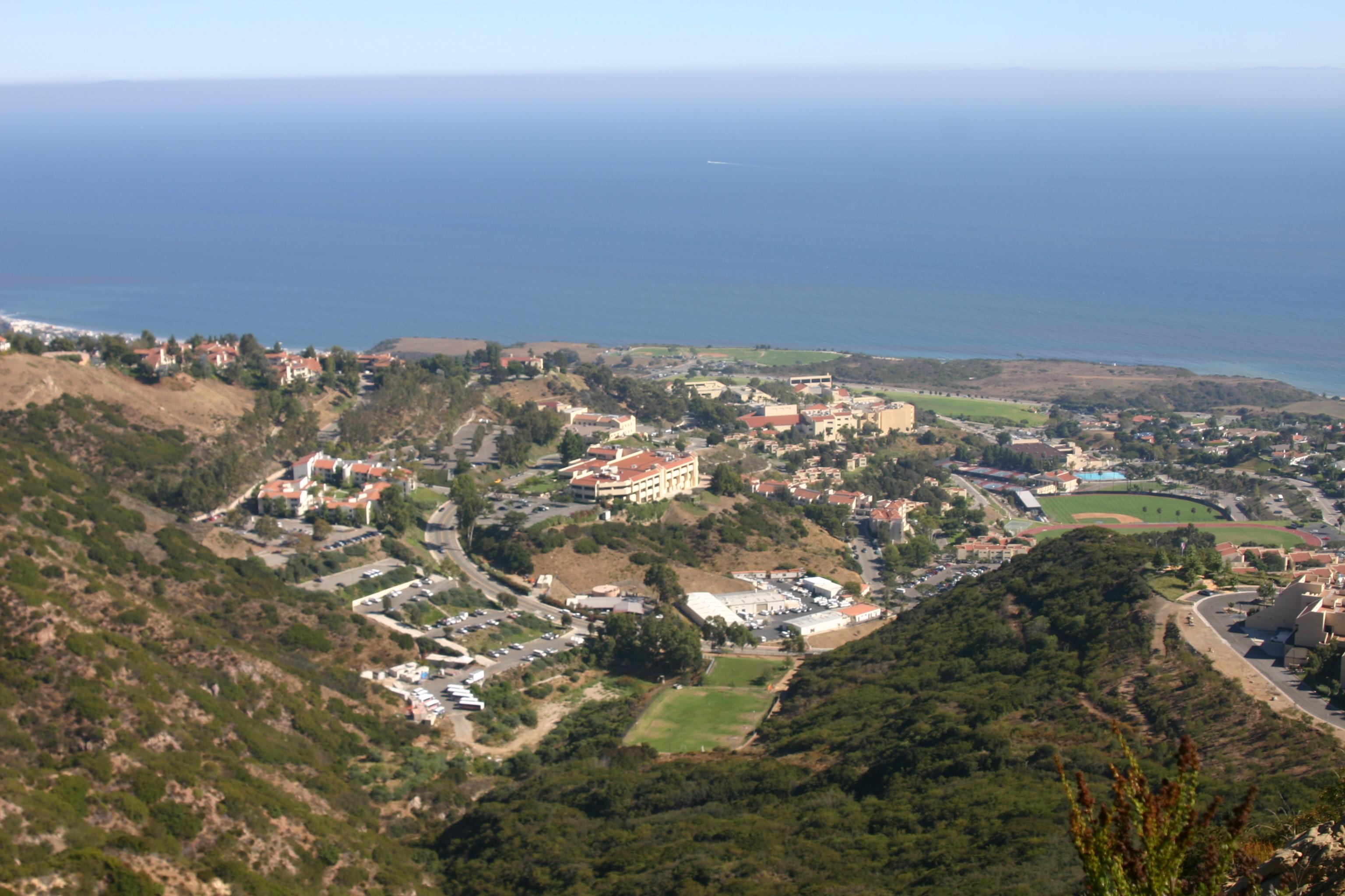 File pepperdine university from above jpg