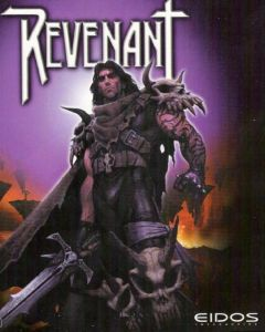 A picture of Locke D'Averam, main protagonist of Revenant