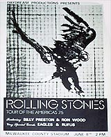 The Rolling Stones' Tour of the Americas '75 - Wikipedia