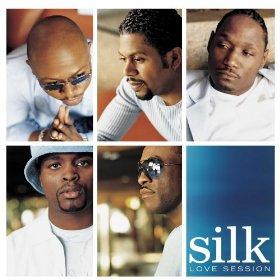 <i>Love Session</i> 2001 studio album by Silk