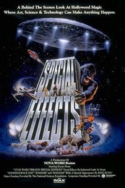 <i>Special Effects: Anything Can Happen</i> 1996 American documentary film by Ben Burtt