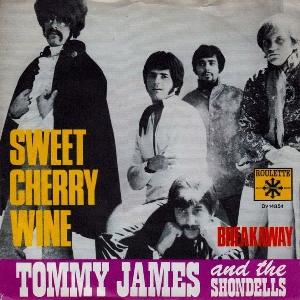 Sweet Cherry Wine
