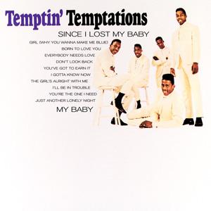 <i>The Temptin Temptations</i> album by The Temptations