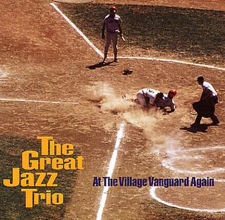 <i>The Great Jazz Trio at the Village Vanguard Again</i> 2000 live album by The Great Jazz Trio