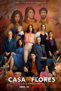 <i>The House of Flowers</i> (season 3) 2020 Mexican television season