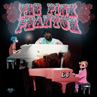 The Pink Phantom 2020 single by Gorillaz, Elton John, and 6lack