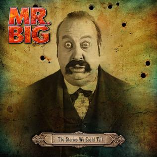 <i>...The Stories We Could Tell</i> 2014 studio album by Mr. Big