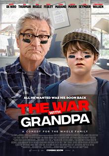 ომი ბაბუასთან / Omi Babuastan / The War with Grandpa
