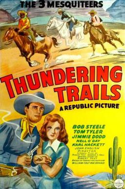 Thundering Trails Wikipedia