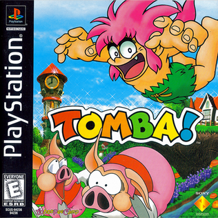 Picture of a game: Tomba!