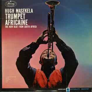 <i>Trumpet Africaine</i> 1962 studio album by Hugh Masekela
