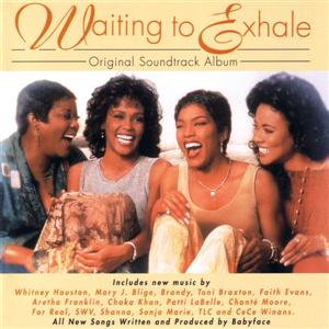 <i>Waiting to Exhale</i> (soundtrack) 1995 soundtrack album by various artists