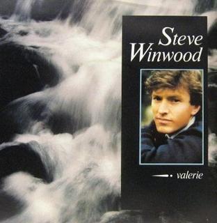 Valerie (Steve Winwood song) 1982 single by Steve Winwood