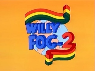 <i>Willy Fog 2</i> Childrens animated television series produced by BRB Internacional