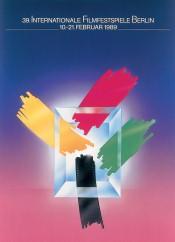 39th Berlin International Film Festival 1989 film festival edition