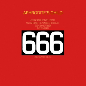 <i>666</i> (Aphrodites Child album) 1972 studio album by Aphrodites Child
