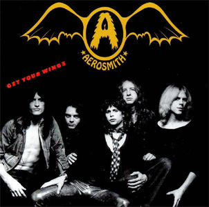 <i>Get Your Wings</i> album