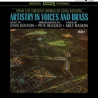 <i>Artistry in Voices and Brass</i> 1964 studio album by Stan Kenton