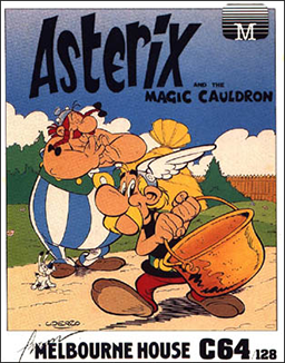 Asterix and the Magic Cauldron