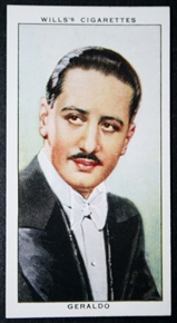 1935 Wills' cigarette card
