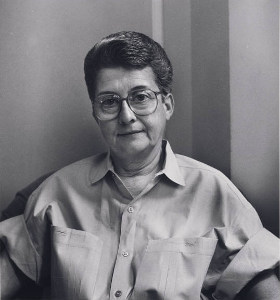 Barbara Grier writer