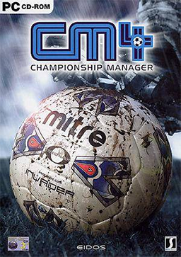 Championship manager 4 download (2003 sports game).