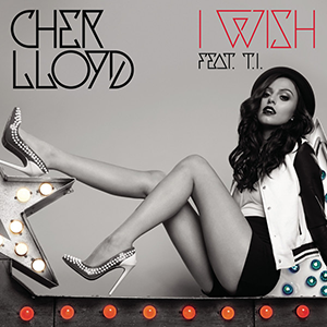 Cher Lloyd featuring T.I. — I Wish (studio acapella)