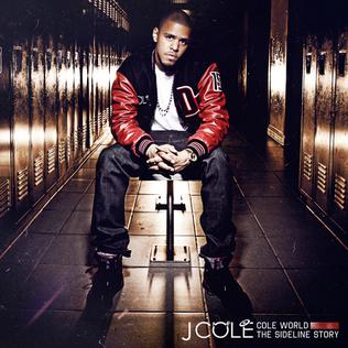 > J.Cole - Cole World: The Sideline Story (2011) - Photo posted in New Album/Mixtape Ratings and Reviews | Sign in and leave a comment below!