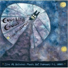 <i>New Amsterdam: Live at Heineken Music Hall February 4–6, 2003</i> 2006 live album by Counting Crows