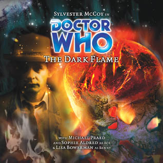 TELEVISION POSTER Doctor Who Flames