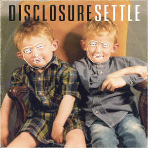 Image result for disclosure settle album cover