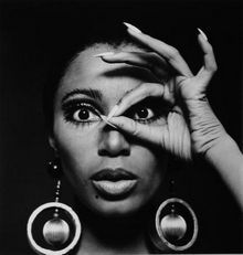 1966 : Donyale Luna Becomes First Black Cover Girl for Vogue
