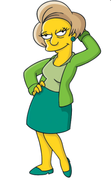 Edna Krabappel Wikipedia