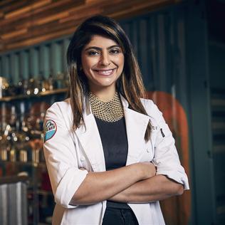 Fatima Ali Pakistani-American chef