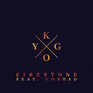 Kygo featuring Conrad Sewell — Firestone (studio acapella)