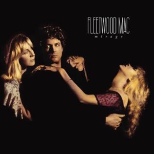 <i>Mirage</i> (Fleetwood Mac album) 1982 studio album by Fleetwood Mac